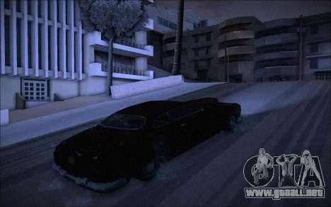 ENBSeries Wade Coronos para GTA San Andreas segunda pantalla