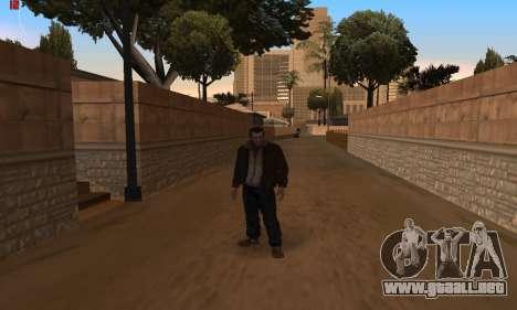 Animaciones de GTA 4 para GTA San Andreas tercera pantalla