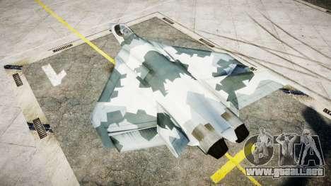 FA-38 camo para GTA 4 left