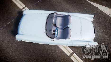 Chevrolet Corvette C1 1953 stock para GTA 4 visión correcta