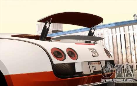 LoFPS ENB para GTA San Andreas segunda pantalla