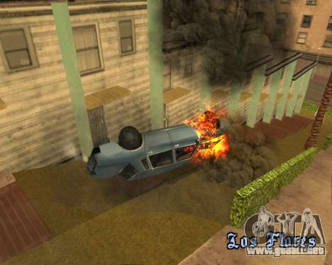 Ledios New Effects para GTA San Andreas
