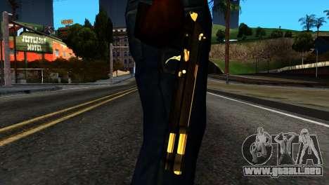 New Desert Eagle para GTA San Andreas tercera pantalla