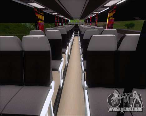Nissan Diesel UD WEENA EXPRESS ERIC LXV para visión interna GTA San Andreas