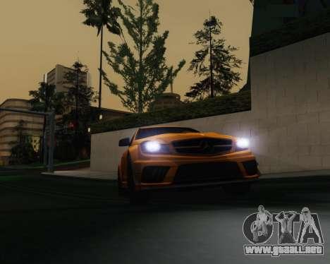 ENB by Robert v8.3 para GTA San Andreas segunda pantalla