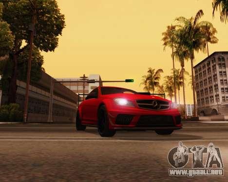 ENB by Robert v8.3 para GTA San Andreas sexta pantalla