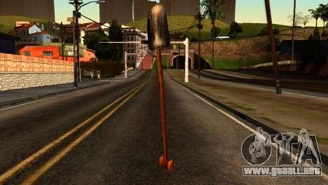 Shovel from Redneck Kentucky para GTA San Andreas segunda pantalla