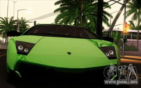 LoFPS ENB para GTA San Andreas séptima pantalla