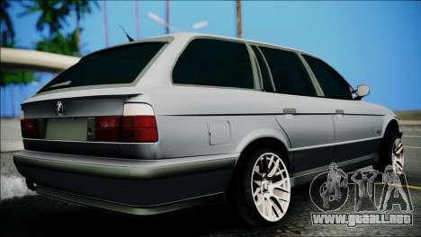BMW M5 E34 Wagon para GTA San Andreas left