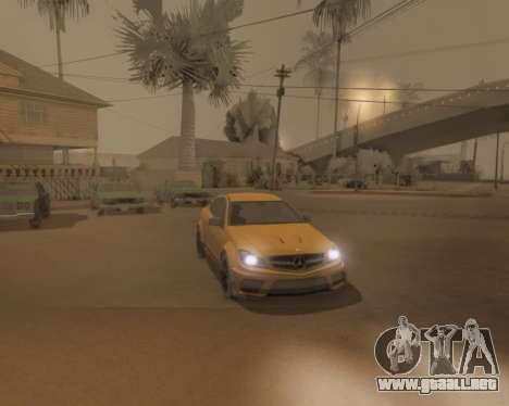 ENB by Robert v8.3 para GTA San Andreas décimo de pantalla