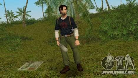 Kurtis Trent para GTA Vice City segunda pantalla