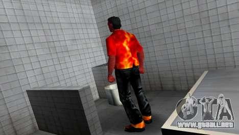 Devil Skin para GTA Vice City tercera pantalla