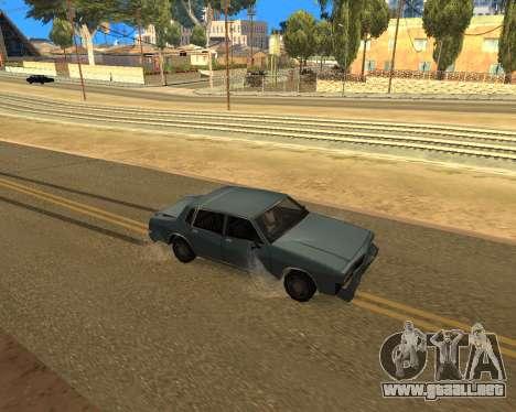 Ledios New Effects para GTA San Andreas octavo de pantalla