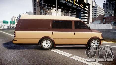 Declasse Moonbeam XL para GTA 4 left