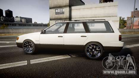 Vulcar Ingot Custom para GTA 4 left