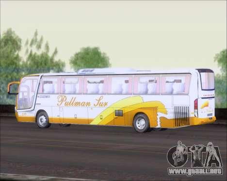Busscar Vissta Buss LO Pullman Sur para GTA San Andreas vista hacia atrás