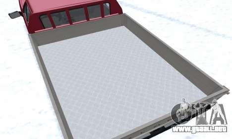 Daewoo FSO Polonez Truck Plus ST 1.9 D 2000 para GTA San Andreas