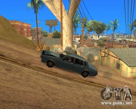 Ledios New Effects para GTA San Andreas twelth pantalla