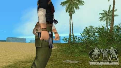 Pistola Boran X para GTA Vice City tercera pantalla