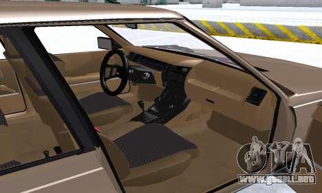 Renault 11 Turbo Phase I 1984 para el motor de GTA San Andreas