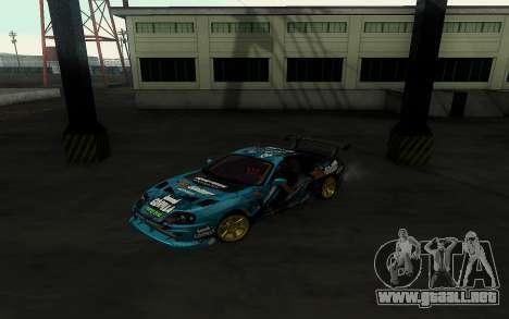 Toyota Supra Gorilla Energy GT-Shop para GTA San Andreas