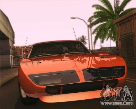 iPrend ENB Series v1.3 Final para GTA San Andreas décimo de pantalla