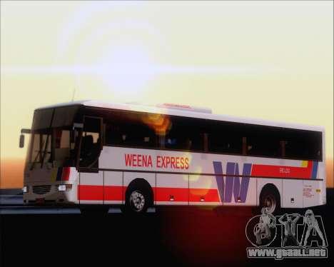 Nissan Diesel UD WEENA EXPRESS ERIC LXV para GTA San Andreas