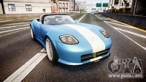 Bravado Banshee Viper para GTA 4