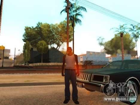 ENB by Robert para GTA San Andreas segunda pantalla