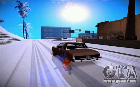 ENBSeries Wade Coronos para GTA San Andreas
