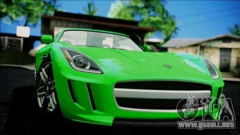 Benefactor Surano para la visión correcta GTA San Andreas