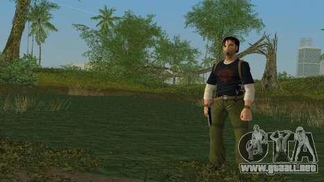 Pistola Boran X para GTA Vice City