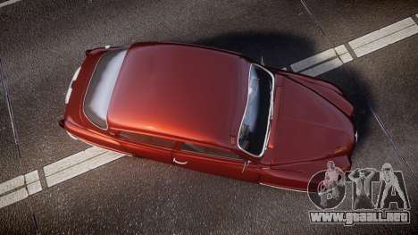 Saab 96 para GTA 4 visión correcta