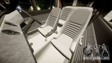 Ford Escort RS1600 PJ14 para GTA 4 vista lateral