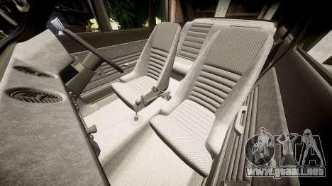 Ford Escort RS1600 PJ18 para GTA 4 vista lateral