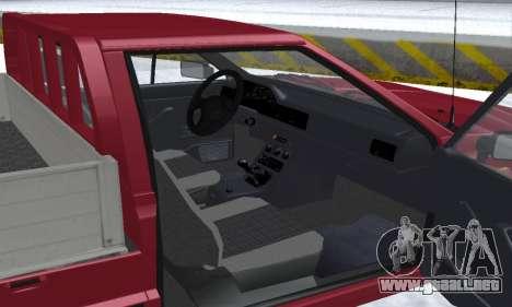 Daewoo FSO Polonez Truck Plus ST 1.9 D 2000 para el motor de GTA San Andreas