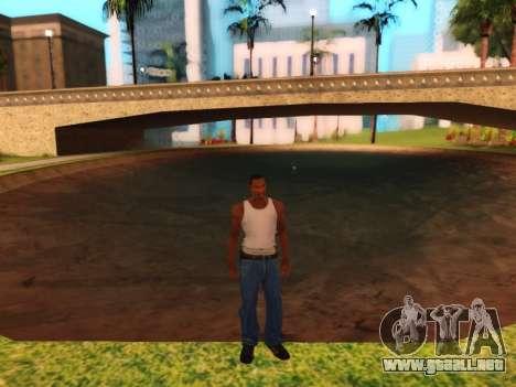 ENB by Robert para GTA San Andreas quinta pantalla