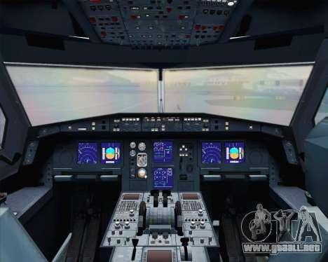 Airbus A330-300 Scandinavian Airlines para el motor de GTA San Andreas