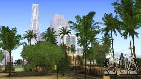 iPrend ENB Series v1.3 Final para GTA San Andreas tercera pantalla