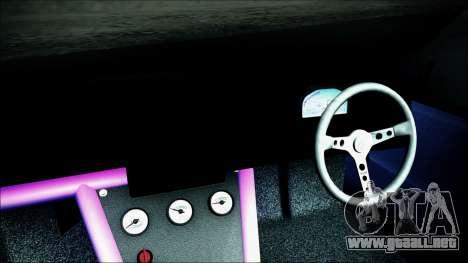Toyota Mark 2 JZX81 para la visión correcta GTA San Andreas