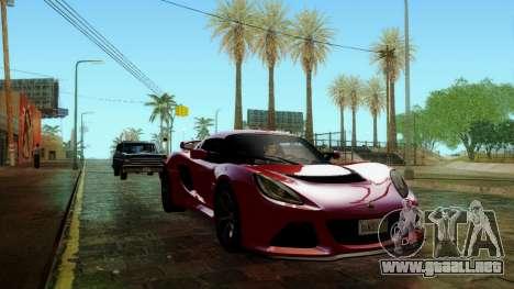 ENB Kenword Try para GTA San Andreas séptima pantalla