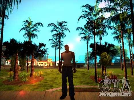ENB v1.3 para PC débil para GTA San Andreas quinta pantalla