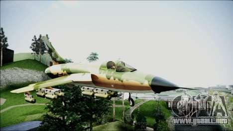 F-105 Thunderchief Polish Glider para GTA San Andreas