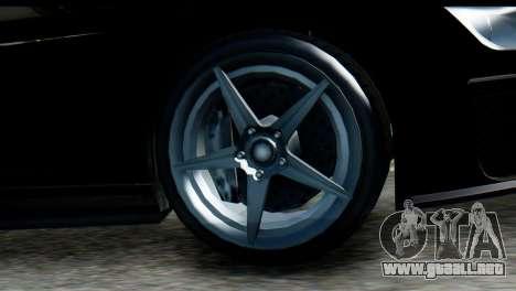 GTA 5 Obey 9F Cabrio SA Mobile para la visión correcta GTA San Andreas