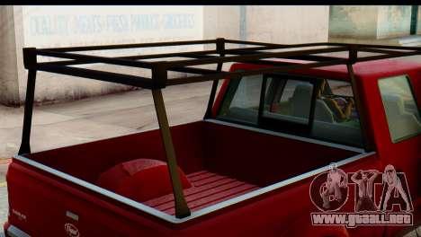 GTA 5 Vapid Sadler IVF para la visión correcta GTA San Andreas