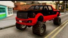 GTA 5 Vapid Sandking XL