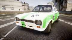 Ford Escort RS1600 PJ48