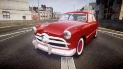 Ford Custom Tudor 1949