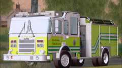 Pierce Arrow XT Miami Dade FD Engine 45 para GTA San Andreas