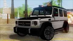 Mersedes-Benz G500 Brabus